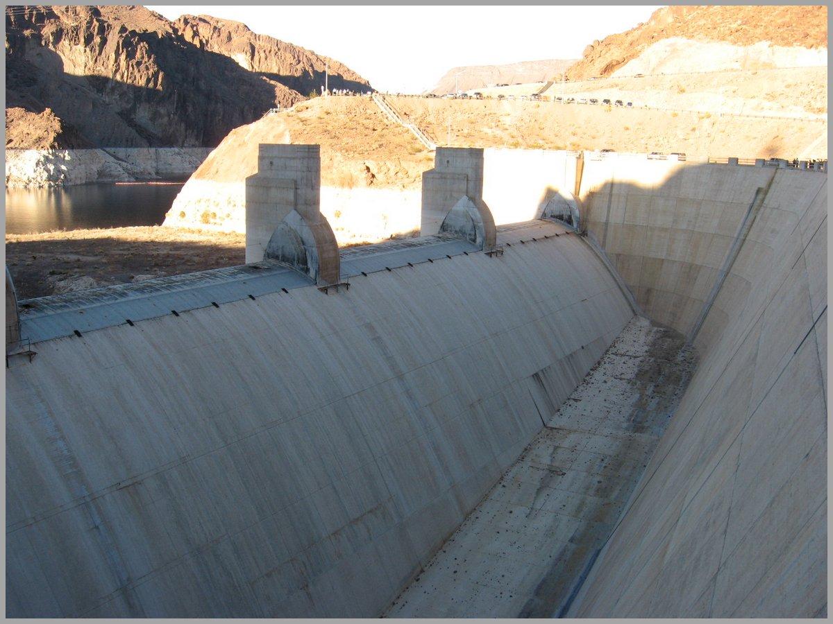 Hoover Dam Spillway 1983 – Home Exsplore